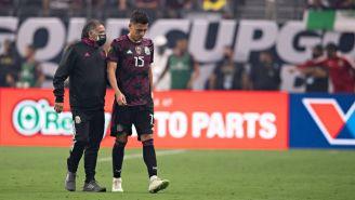 Héctor Moreno en lamento con Selección Mexicana