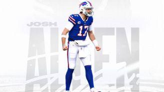 NFL: Josh Allen renovó con los Bills hasta el 2028