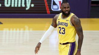 LeBron James: 'Realmente espero terminar mi carrera con los Lakers'