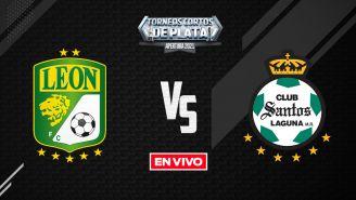 EN VIVO Y EN DIRECTO: León vs Santos