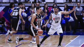 Basquetbolistas en un Juego de Estrellas de la LNBP