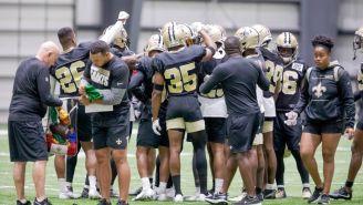 NFL: Saints entrenará en Dallas, Texas, tras paso de huracán Ida por New Orleans