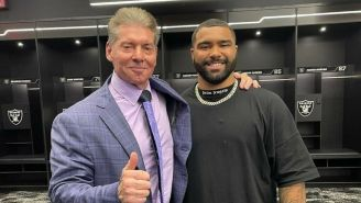 McMahon con Steveson