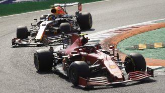 Jefe de Red Bull defendió a Checo Pérez por sanción: 'No nos pidieron que devolviera la posición'