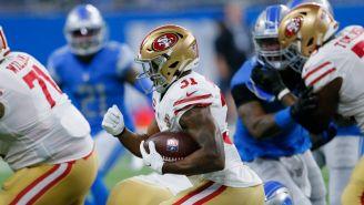 NFL: 49ers perderá a Raheem Mostert por el resto de la temporada