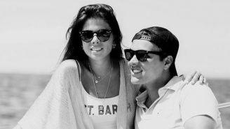 Paulina Peña y Fernando Tena juntos