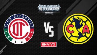EN VIVO Y EN DIRECTO: Toluca vs América Apertura 2021 Jornada 9
