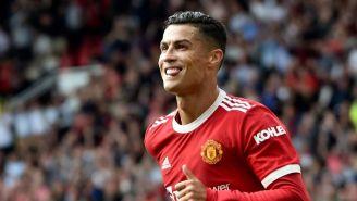 Cristiano Ronaldo con el United