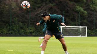 Raúl Jiménez: DT del Wolverhampton reveló no estar preocupado por la falta de gol del atacante