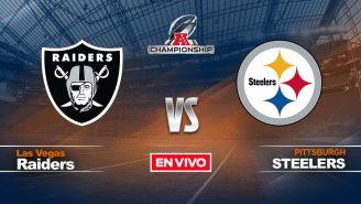EN VIVO Y EN DIRECTO: Las Vegas Raiders vs Pittsburgh Steelers NFL S2