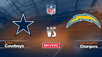 EN VIVO Y EN DIRECTO: Dallas Cowboys vs Los Angeles Chargers NFL S2