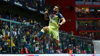 Henry festeja su gol vs Toluca