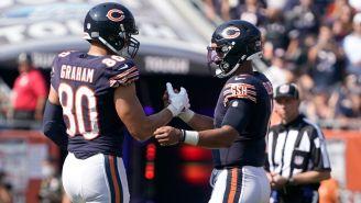 NFL: Chicago superó a Cincinnati de la mano de Justin Fields