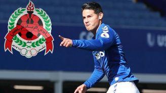 James Rodríguez: Dejaría la Premier League para jugar en Qatar