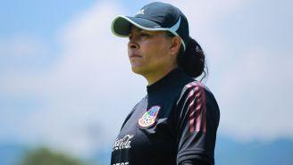 Selección Mexicana: Mónica Vergara pidió a afición no emitir grito prohibido
