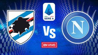 EN VIVO Y EN DIRECTO: Sampdoria vs Napoli