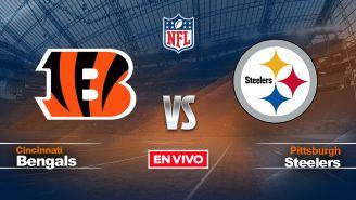 EN VIVO Y EN DIRECTO: Bengals vs Steelers Semana 3