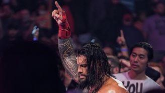 WWE: Roman Reigns salvó de milagro su Campeonato Universal en Extreme Rues