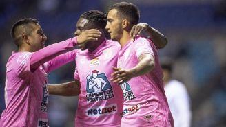 Liga MX: Pachuca le dio la vuelta y venció al Puebla