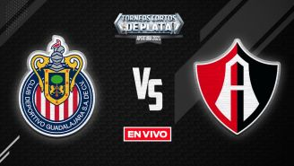 EN VIVO Y EN DIRECTO: Chivas vs Atlas