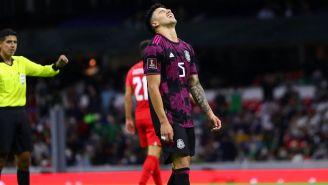 Jorge Sánchez, sobre empate ante Canadá: 'Debemos reconocer que dejamos de hacer cosas'