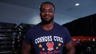 Big E, luchador de la WWE