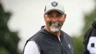 Rich Bisaccia, nuevo coach de Raiders