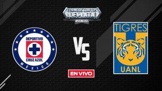 EN VIVO Y EN DIRECTO: Cruz Azul vs Tigres MX Apertura 2021 J13