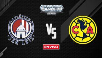 EN VIVO Y EN DIRECTO: Atlético de San Luis vs América MX Apertura 2021 J13