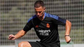 Real Madrid: Carlo Ancelotti abre la opción para que Eden Hazard juegue el Clásico
