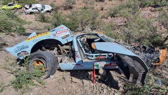 Ford GT 40 conducido por Karlo Flores