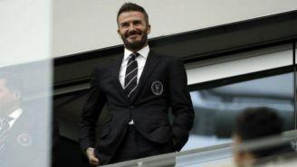 David Beckham, dirigente del Inter de Miami