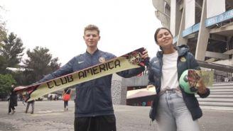 América: Robaron celular a famoso tiktoker suizo antes del juego ante TigresAmérica: Robaron celular a famoso tiktoker suizo antes del juego ante Tigres