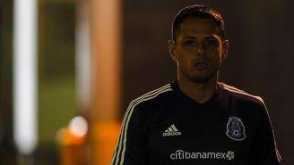 Yon de Luisa sobre ausencia de Chicharito en el Tri: 'Tuvo exigencias personales'