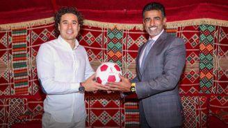 Selección Mexicana: Guillermo Ochoa se reunió con embajador de Qatar en México