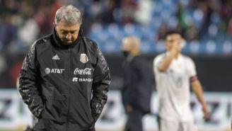 Martino en el juego de México