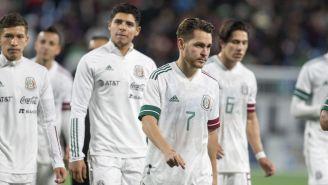Selección Mexicana: Perdió ante Ecuador en partido amistoso