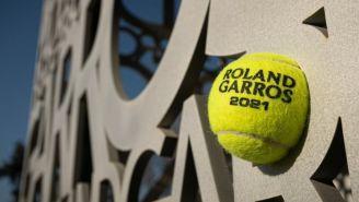Roland Garros, pelota de tenis del torneo