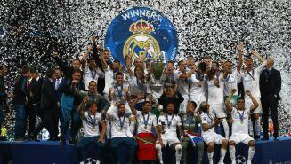 Real Madrid levanta la 'orejona'