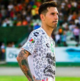 Fabbro se lamenta durante un partido de Jaguares