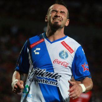 Carlos Salom se lamenta en un juego de La Franja