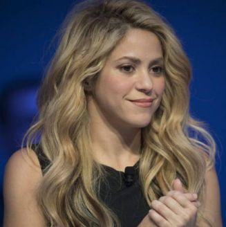 Shakira en el Foro Económico de Davos