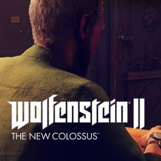 Captura de juego de Wolfenstein II: The New Colossus