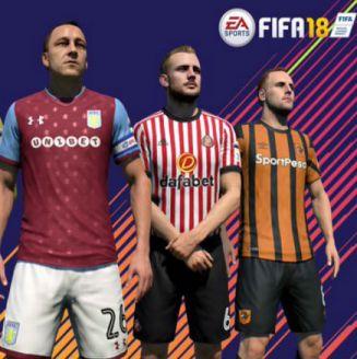 Banner de FIFA 18 de la Segunda División inglesa