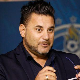 Mohamed, durante un juego con Rayados