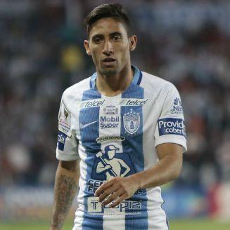 Jonathan Urretaviscaya en duelo frente a Tigres