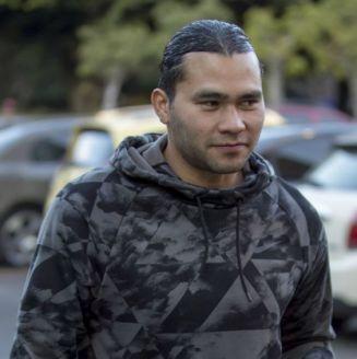 Carlos Peña, previo a realizar las pruebas médicas con Cruz Azul