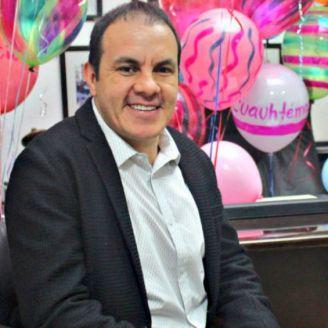 Cuauhtémoc Blanco festeja su cumpleaños