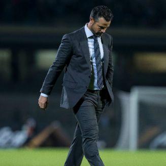 Rafael Puente lamenta derrota frente a Pumas en Copa MX