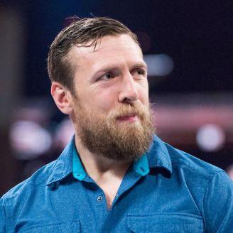 Daniel Bryan en un show de la WWE